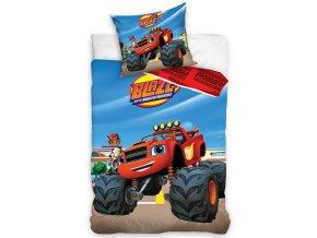 Detske povleceni Blaze Monster Truck 161002