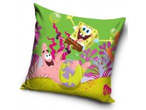 Detsky polstarek Sponge Bob a Patrick 16 3016
