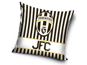 Fotbalovy polstarek Juventus Turin Stripes 16 1005