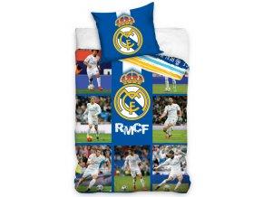 Fotbalove povleceni Real Madrid Mozaika RM172004