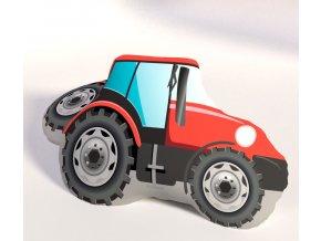 Polstarek 3D Traktor b171