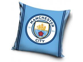 Fotbalovy polstarek Manchester City FC 16 1001