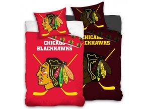 Svitici povleceni Chicago Blackhawks