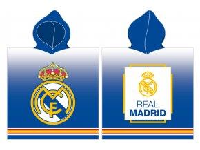 Fotbalove ponco Real Madrid 55x110 173015