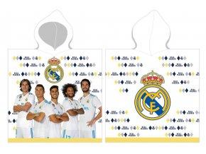 Fotbalove ponco Real Madrid Hraci 55x110