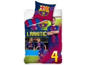 Fotbalove povleceni FC Barcelona Rakitic fcb172052