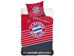 Fotbalove povleceni Bayern Mnichov Cervene