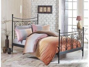 Bavlnene povleceni Colourful Hnede BedTex