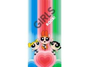 Detska osuska Powerpuff Girls Rock 161009