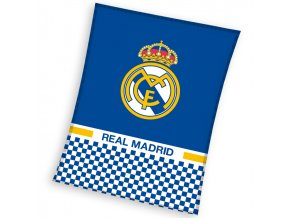 Fotbalova deka Real Madrid Erb