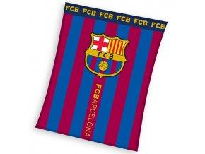 Fotbalova deka FC Barcelona Erb