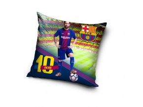 Polstarek FC Barcelona Messi Estrella
