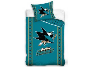 NHL povleceni San Jose Sharks Stripes