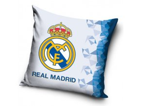 Polstarek Real Madrid Blue Diamonds