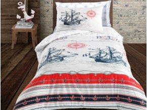 Bavlnene povleceni Nautical wide