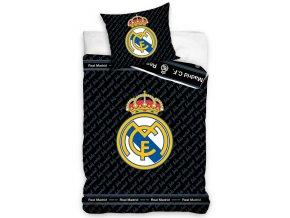 Fotbalove povleceni Real Madrid Blue Letters