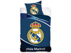 Fotbalove povleceni Real Madrid Dark Blue