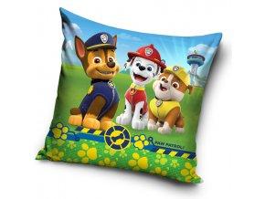 Polstarek Paw Patrol Hrdinove