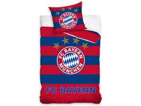 Fotbalove povleceni Bayern Mnichov Stripes