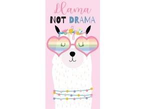 Detska osuska Lama Not Drama