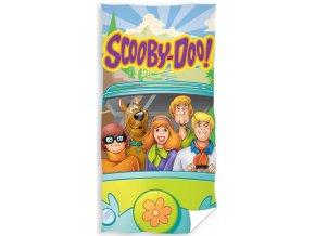 Detska osuska Scooby Doo Na cestach