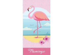 Detska osuska Flamingo