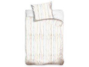 Bavlnene povleceni Multicolor Vertical