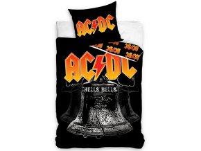 Bavlnene povleceni AC DC Hells Bells ACDC181008