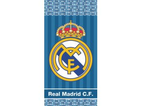 Fotbalova osuska Real Madrid Blue Stripes