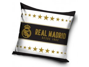 Polstar 45x45 Real Madrid Gold Stars