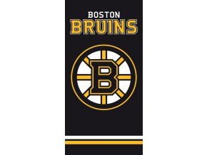 Hokejova osuska Boston Bruins Black