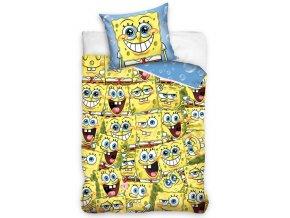 Detske povleceni Sponge Bob Kam se podivas