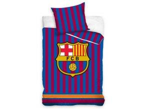 Fotbalove povleceni FC Barcelona Clean