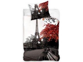 Bavlnene povleceni Podzim v Parizi