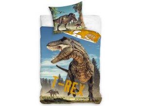 Bavlnene povleceni Tyranosaurus Rex