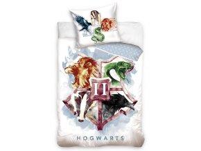 Detske povleceni Harry Potter Hogwarts Erb