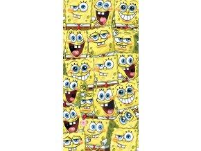 Detska osuska Sponge Bob Kam se podivas