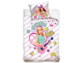 Detske Povleceni Barbie Pop Star