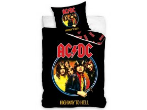 Bavlnene povleceni ACDC Highway to Hell