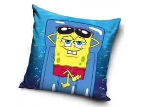 Detsky polstarek Sponge Bob Na Lehatku