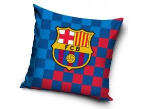 Fotbalovy polstarek FC Barcelona Chessboard
