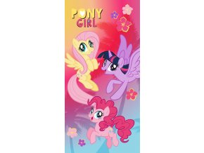Detska osuska My Little Pony Girls