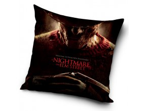 Dekoracni polstarek Nocni Mura v Elm Street