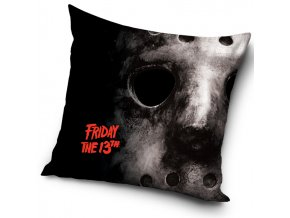 Dekoracni polstarek Friday The 13th
