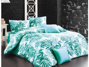 Bavlnene povleceni Amazing Morsky Zelene BedTex