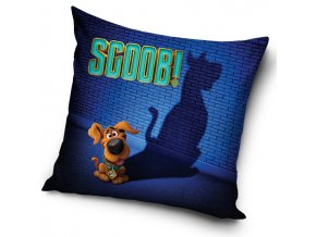 Detsky polstarek Scooby Doo Maly Scbooby 40x40cm