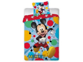 Detske povleceni Mickey Mouse Tanecni Party