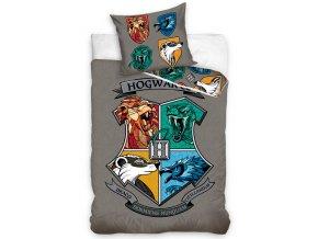 Detske povleceni Harry Potter Erb Lycea Hogwarts
