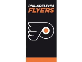 Hokejova osuska Philadelphia Flyers Black