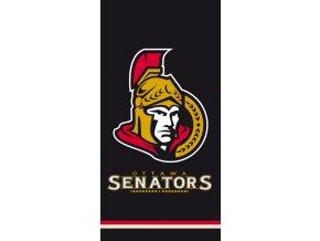 Hokejova osuska Ottawa Senators Black